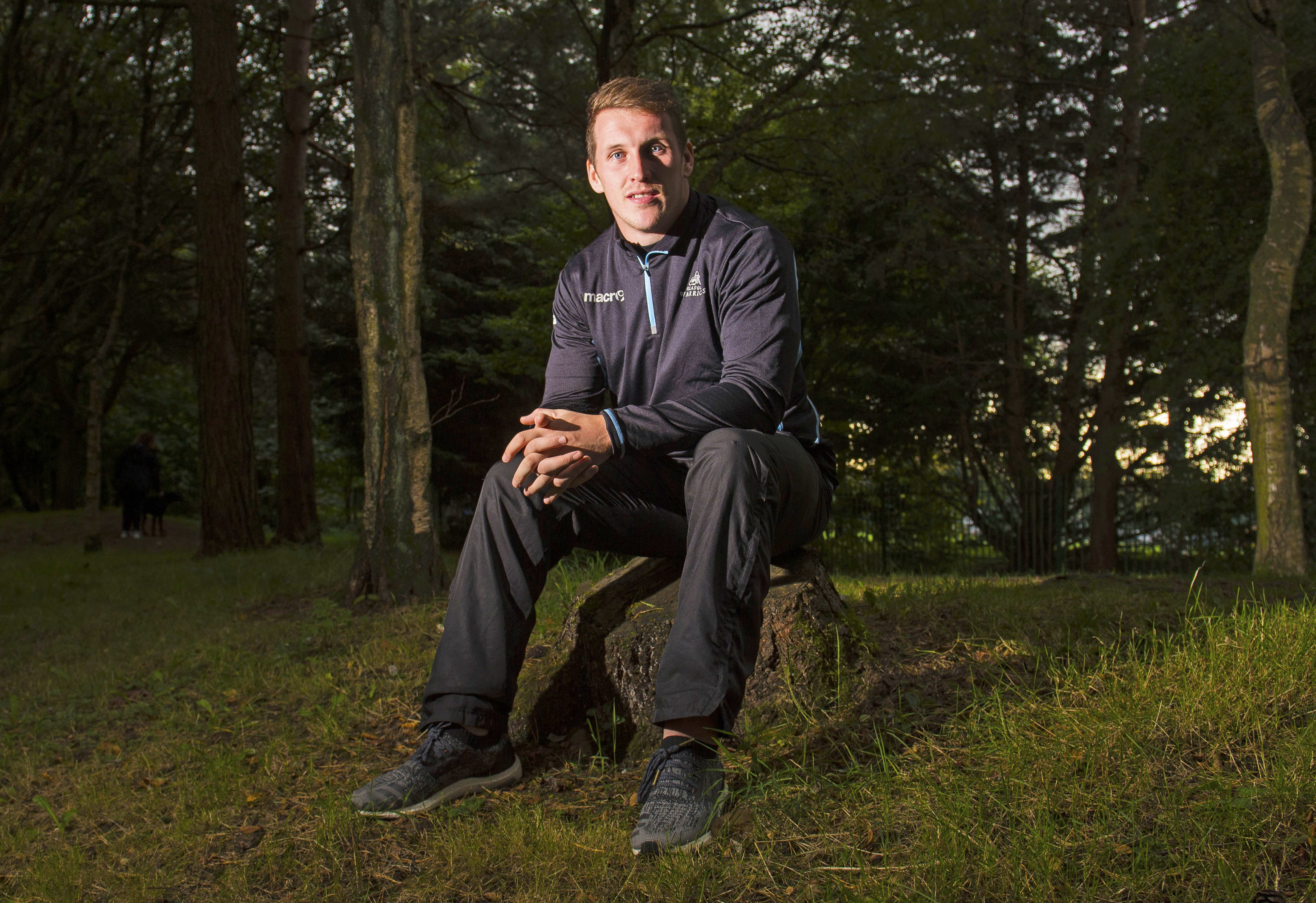 Olympic medallist Mark Bennett is back for the Glagsow Warriors against Ulster this week.