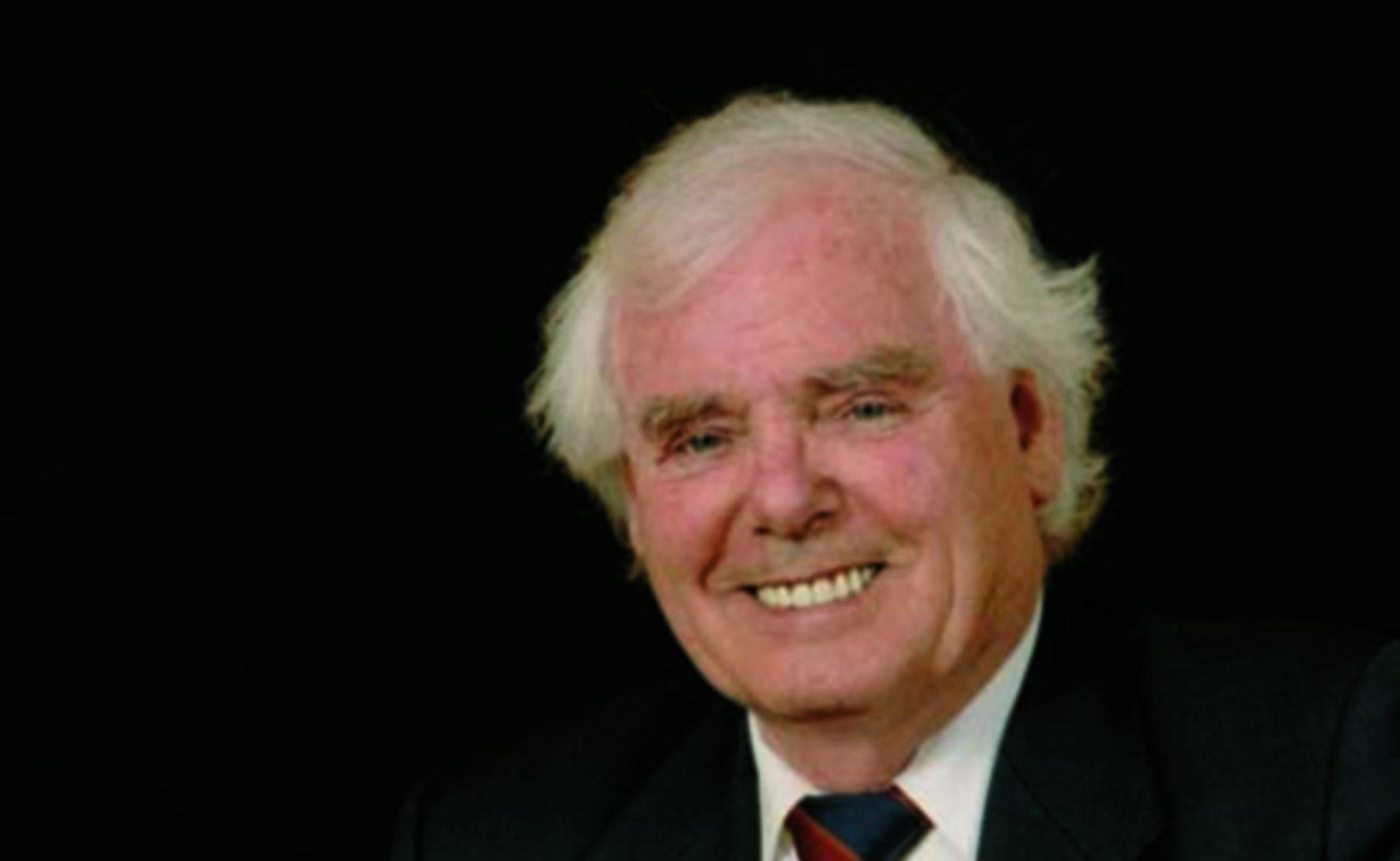 Sir Arnold Clark began selling cars 61 years ago.