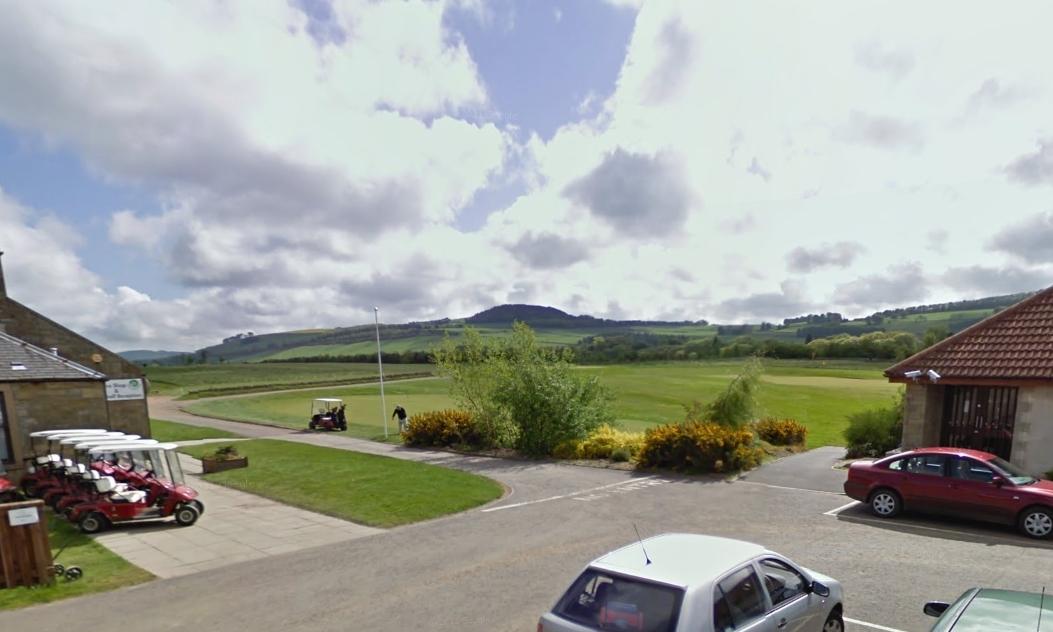 Elmwood Golf Course.