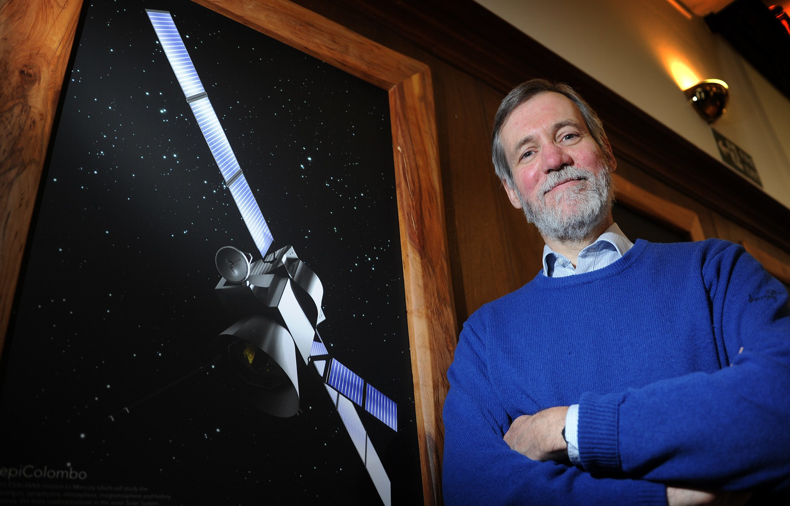 Prof. Steve Parkes