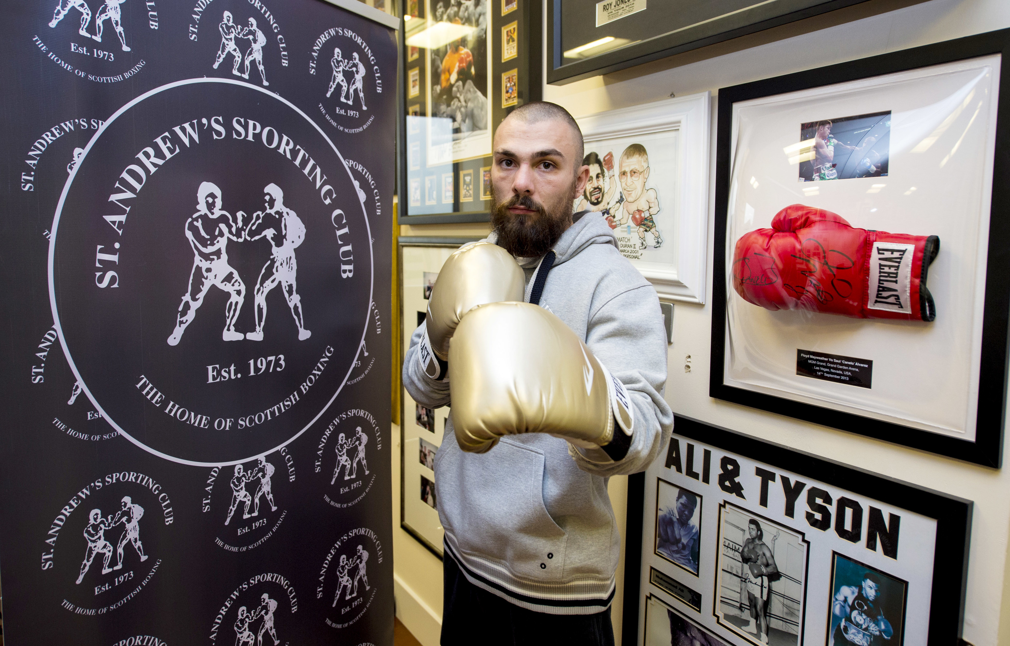Mike Towell.