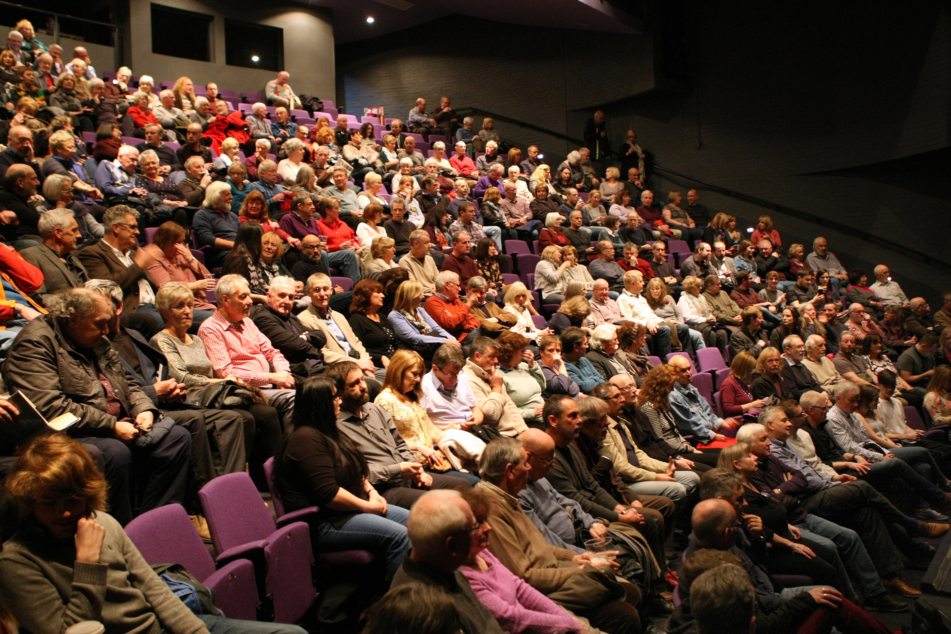 The 2015 festival drew a large crowd.