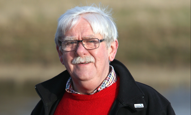 Councillor Dennis Melloy.