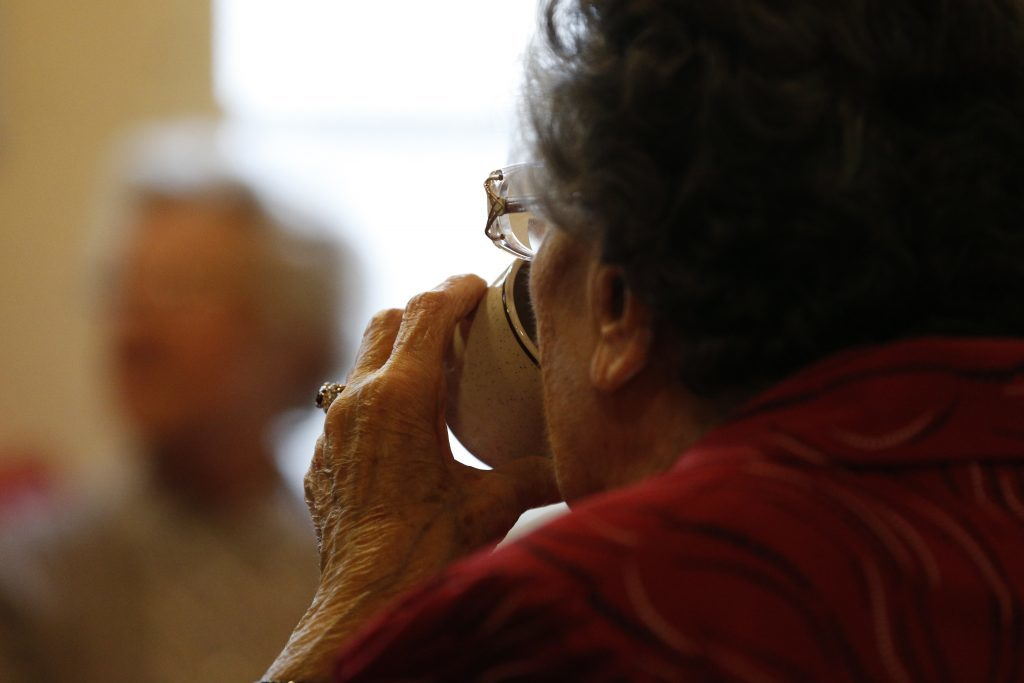 MSPs are looking at whether there should be a new aggravated offence for elder abuse.