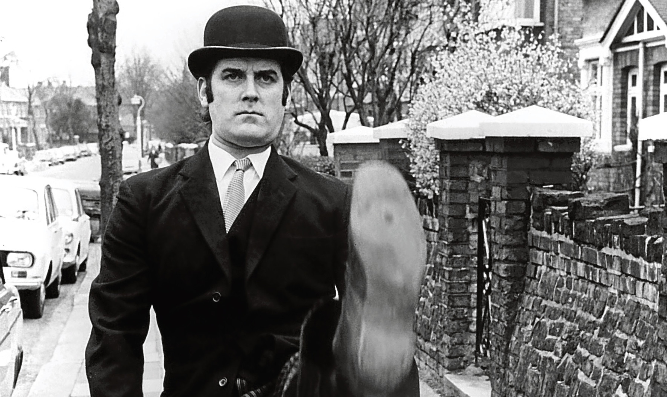 John Cleese really put his foot in it with his comments about the Scots this week, Helen says.