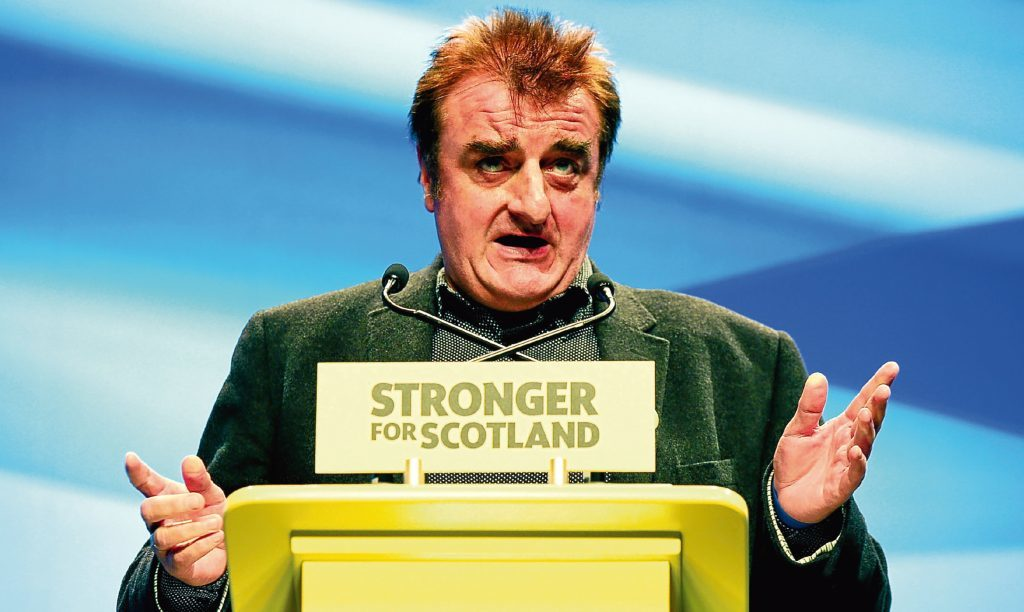 Tommy Sheppard has urged caution over another independence vote after finding little support for it among SNP party activists.