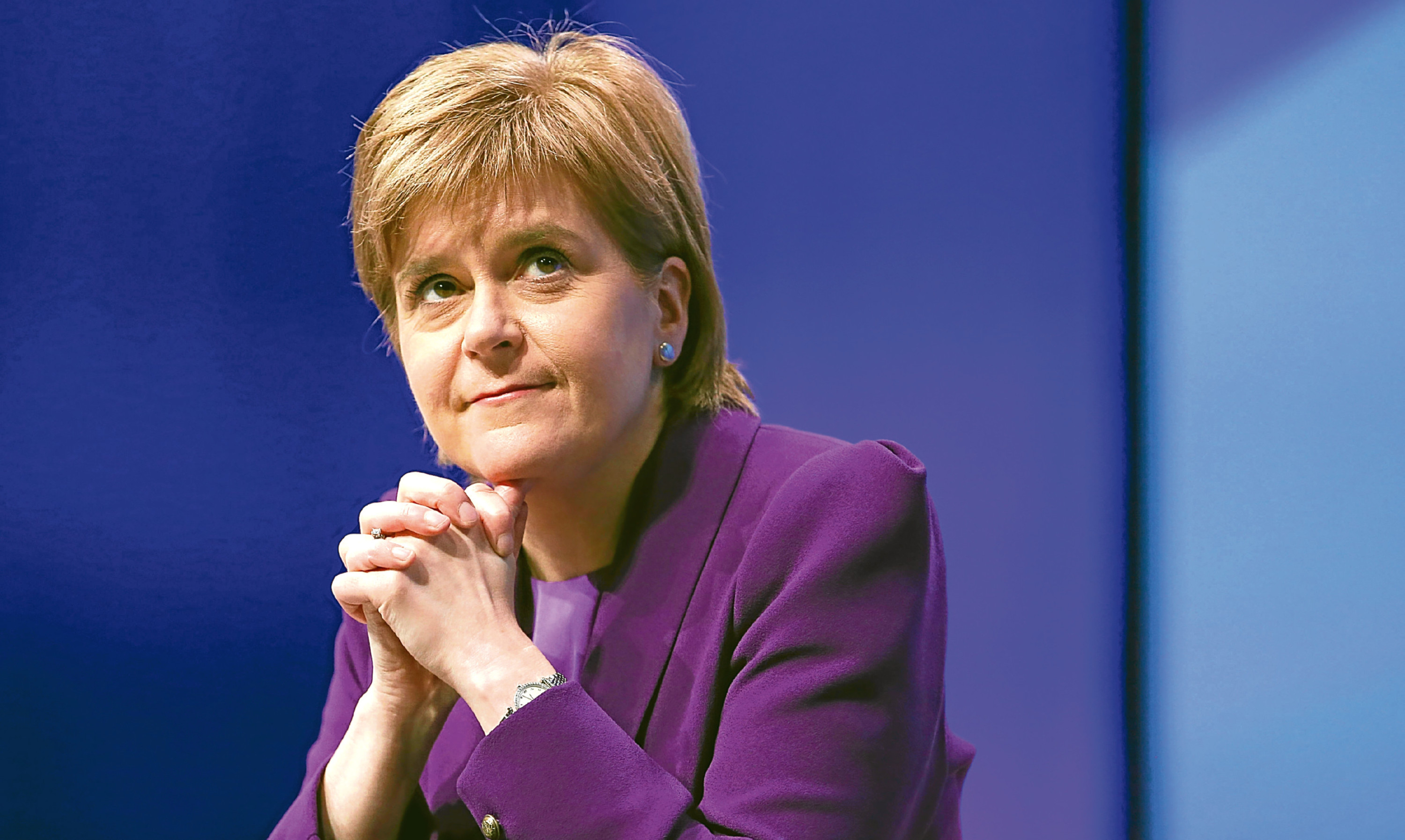 """First Minister Nicola Sturgeon should """"start holding UK Government to account""""."""