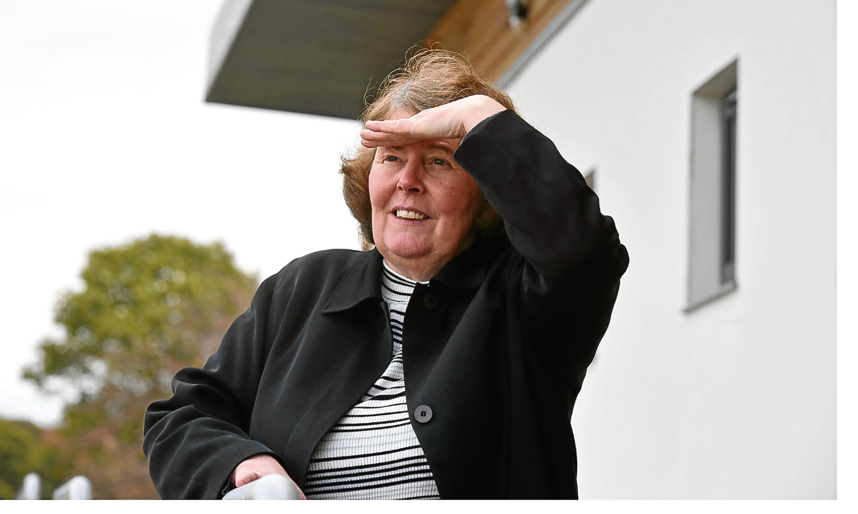 Fife Councillor Alice McGarry