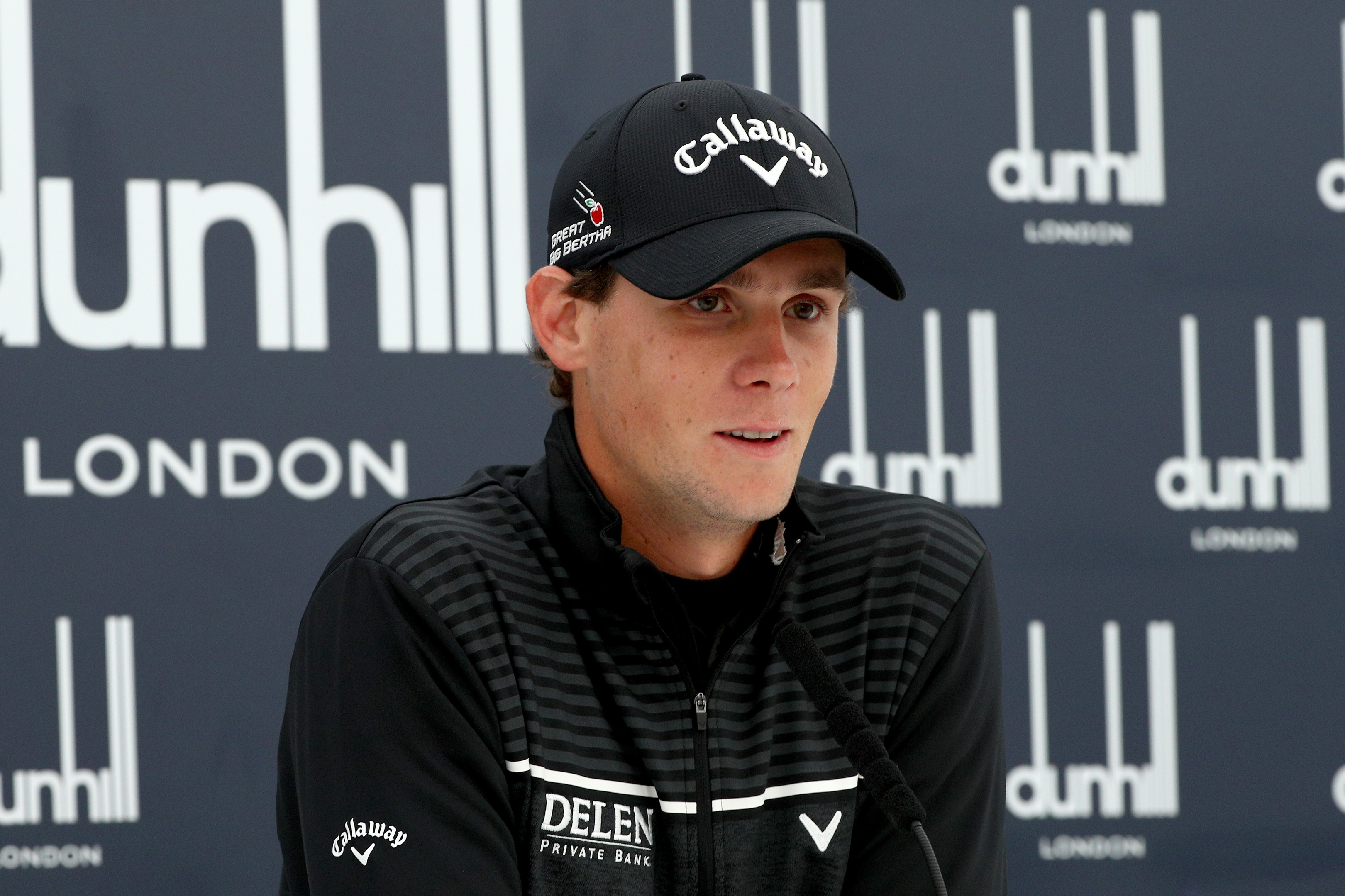 Stephen Gallacher knew that Thomas Pieters would be a Ryder Cup star at Hazeltine.