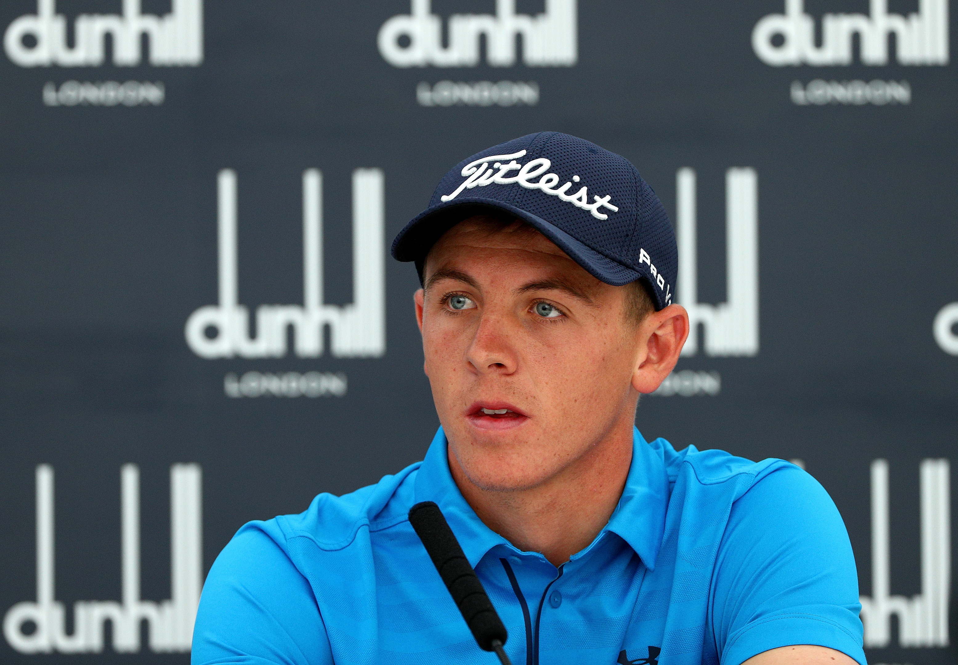 Grant Forrest had a highly creditable debut as a pro at the Dunhill Links.