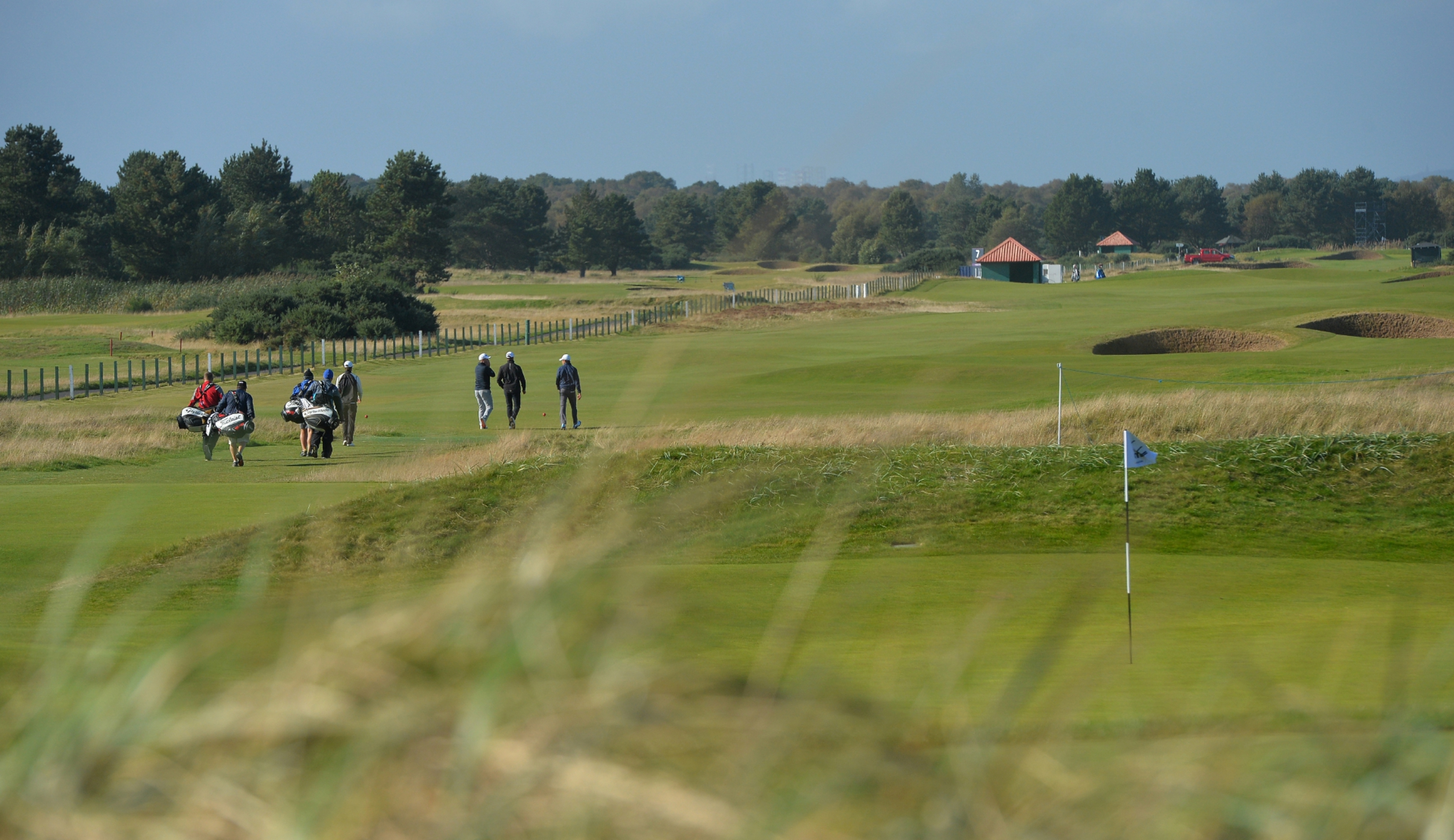 Carnoustie Links.