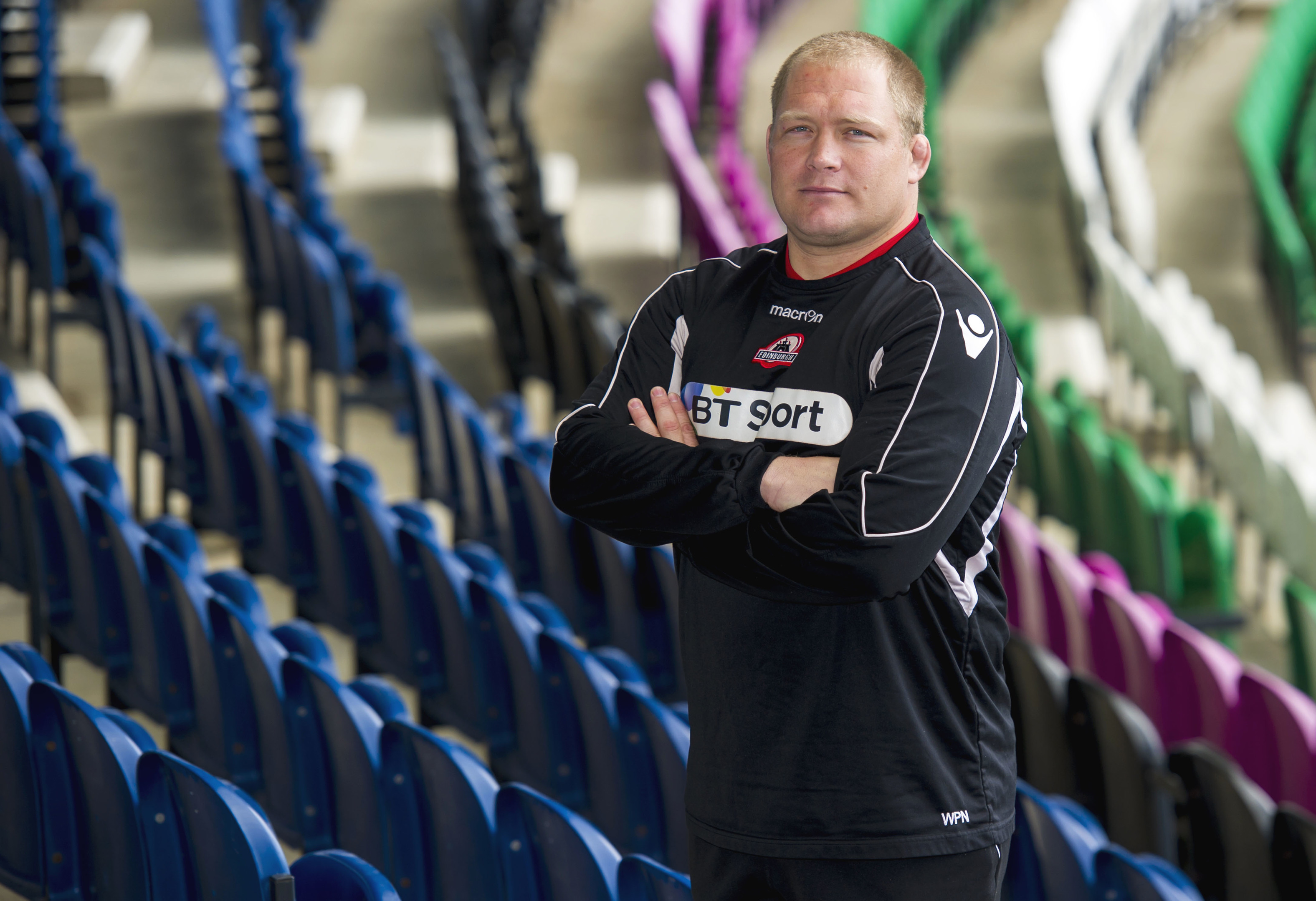 WP Nel returns for Edinburgh against Harlequins today in perfect time for Scotland's Autumn International campaign.