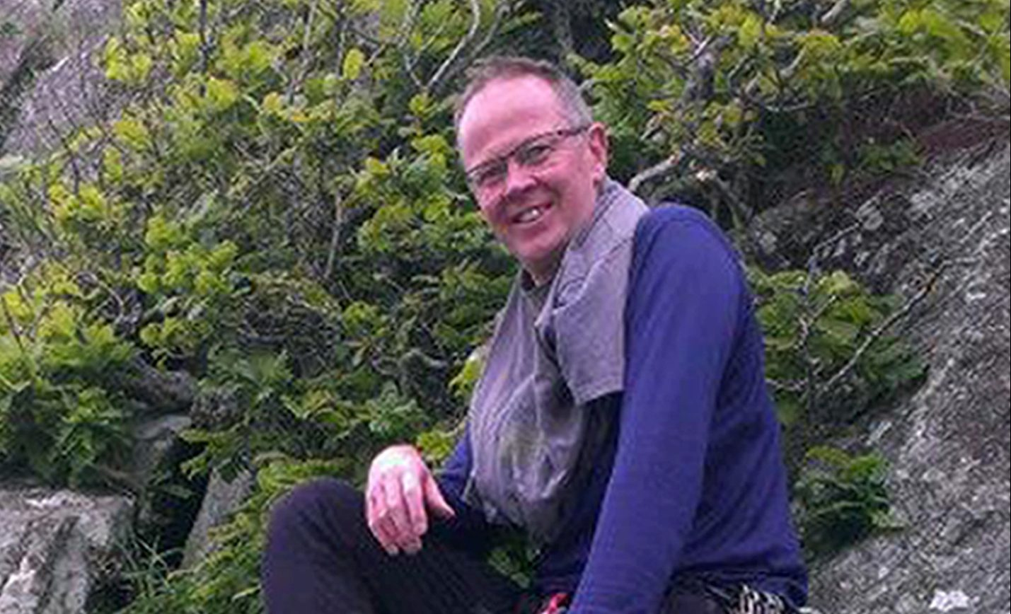 Fraser Campbell died after falling on the north face of Ben Nevis in the Highlands on Friday October 7.