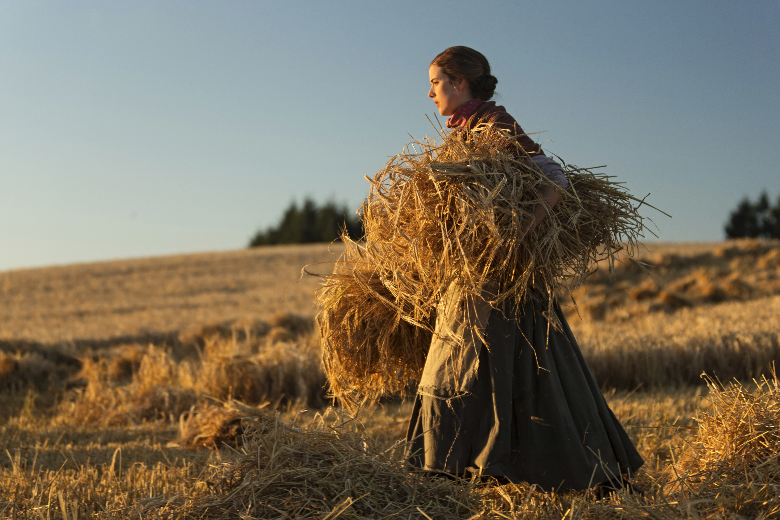 Sunset Song, voted Scotland's favourite book, was recently filmed fro the big screen in the Mearns