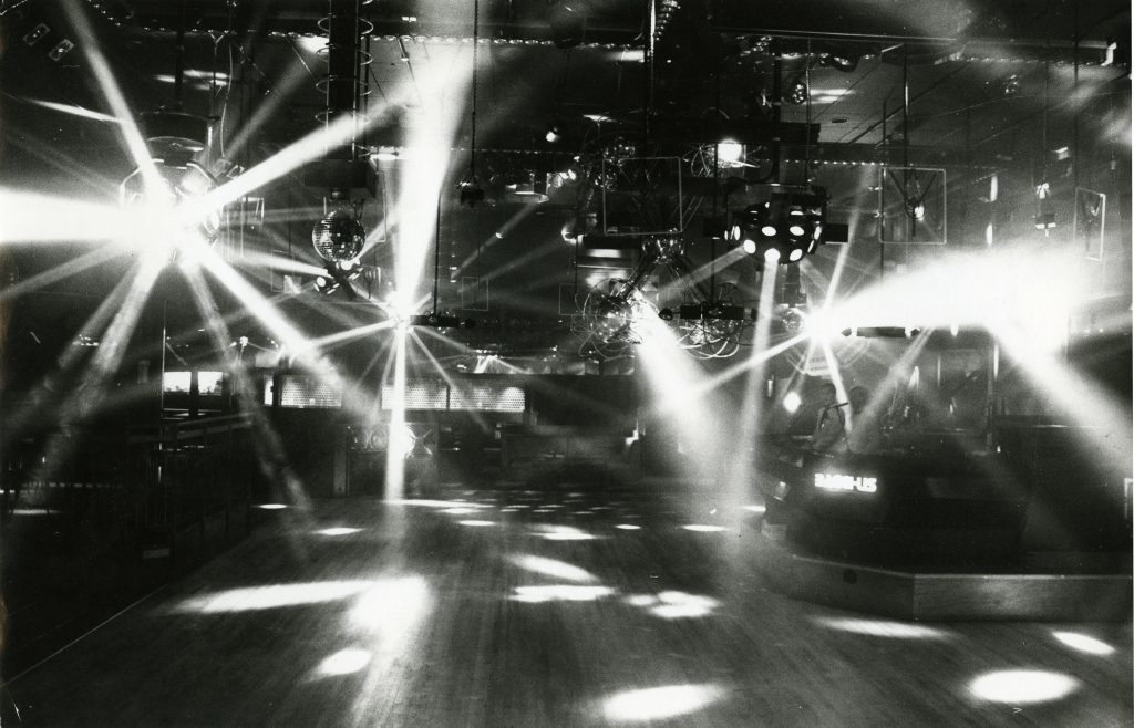 Night Magic. in 1983.