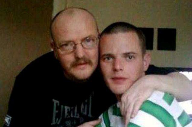 Allan Bryant and his missing son, Allan Jr.