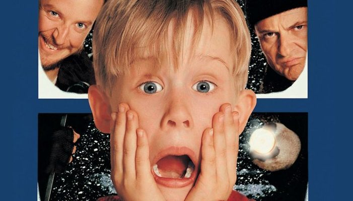 Macauley Culkin in 1990 movie Home Alone. But when is it acceptable to leave a child home alone for real?