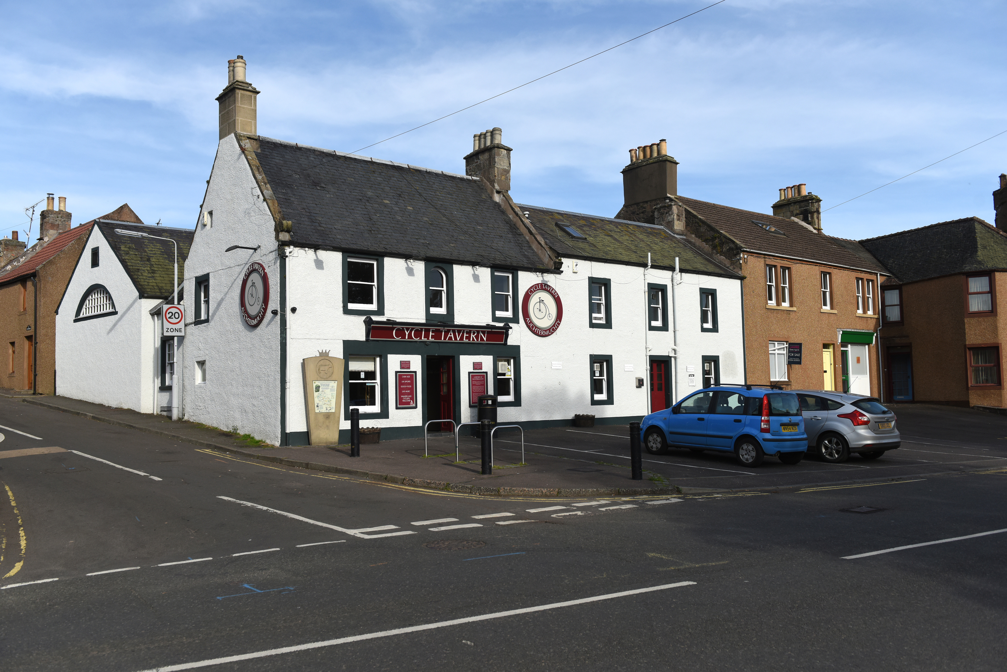 The Cycle Tavern confirmed there had been no incidents on their premises.