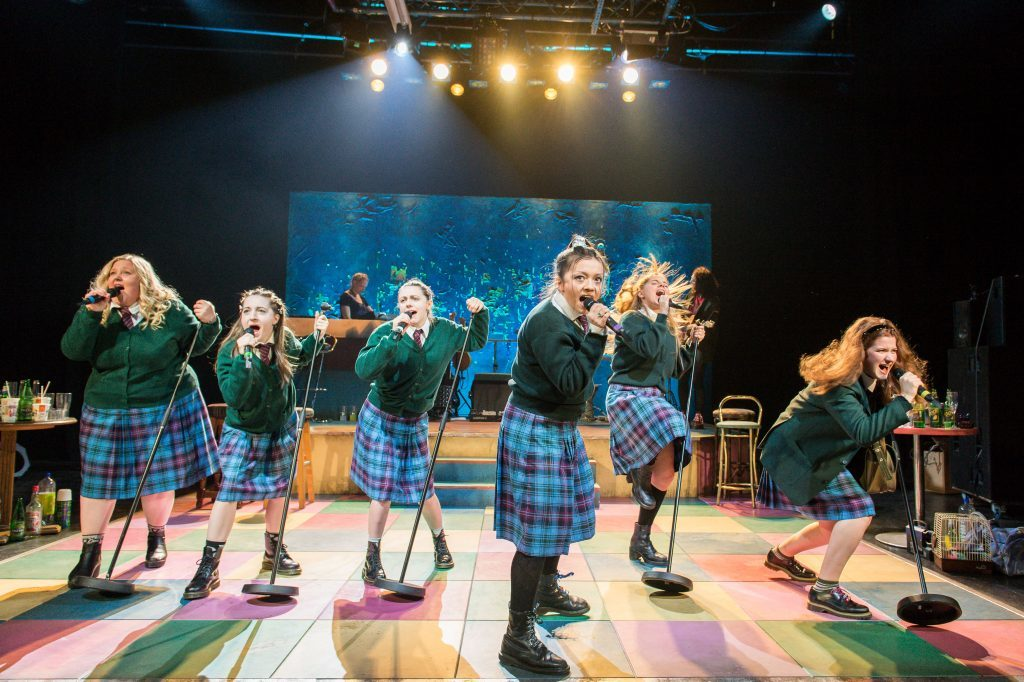 Our L:adies of Succour at Dundee Rep
