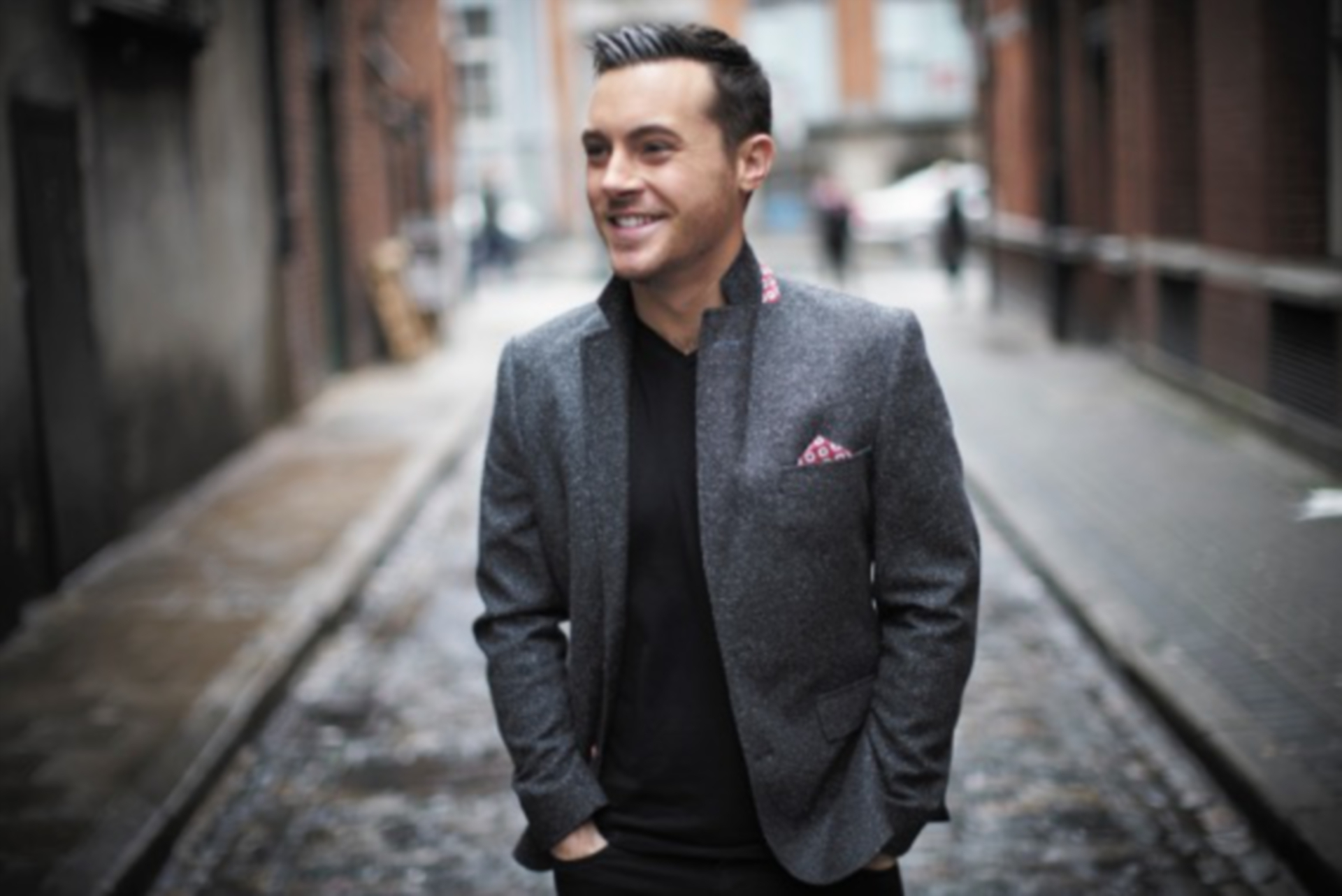 Nathan Carter is a top musician.