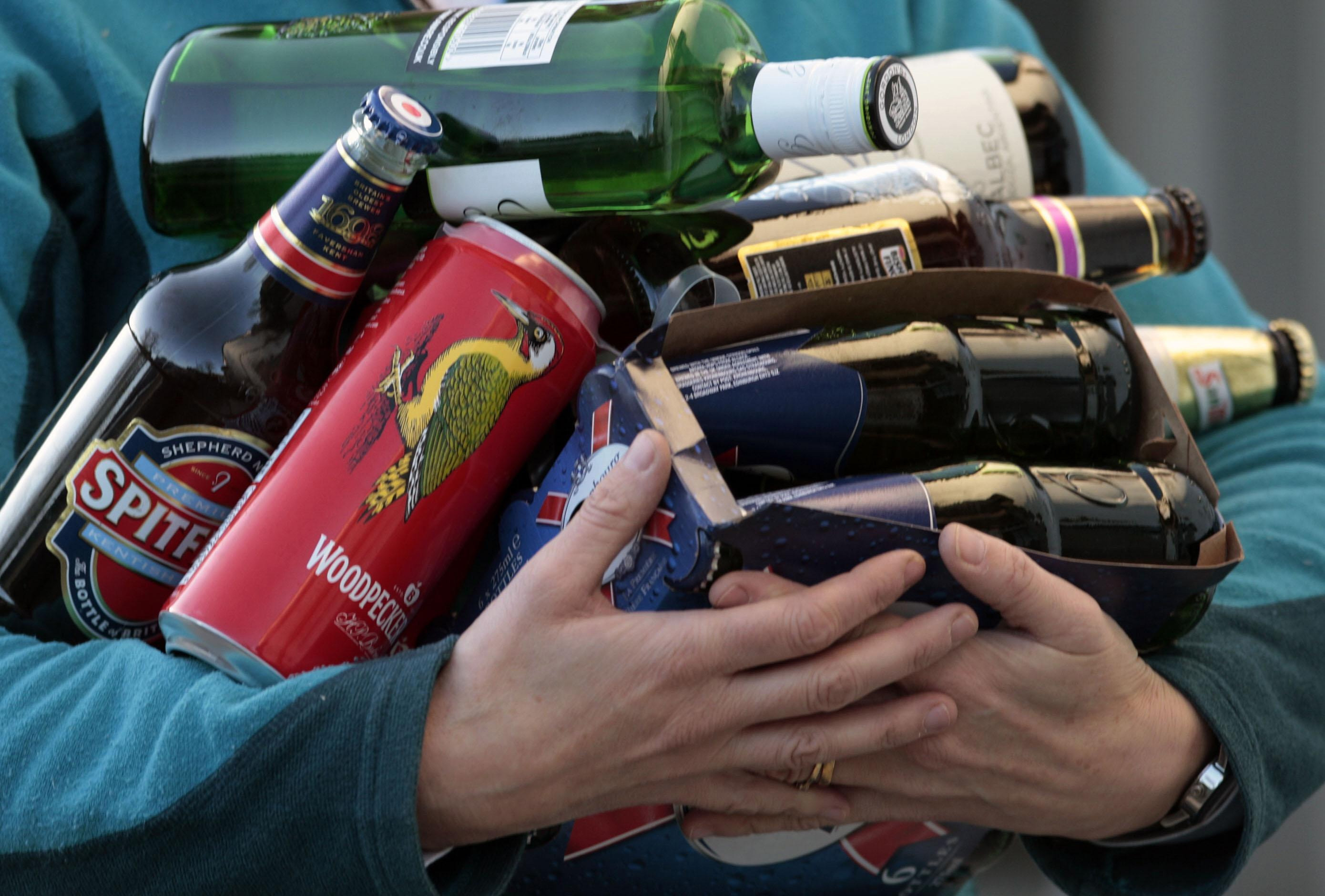 Police in Fife are cracking down on underage drinking.