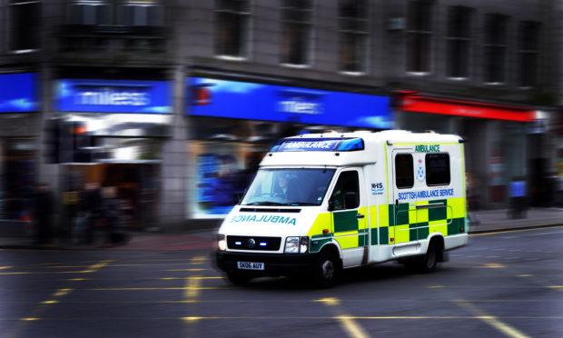 The Scottish Ambulance Service