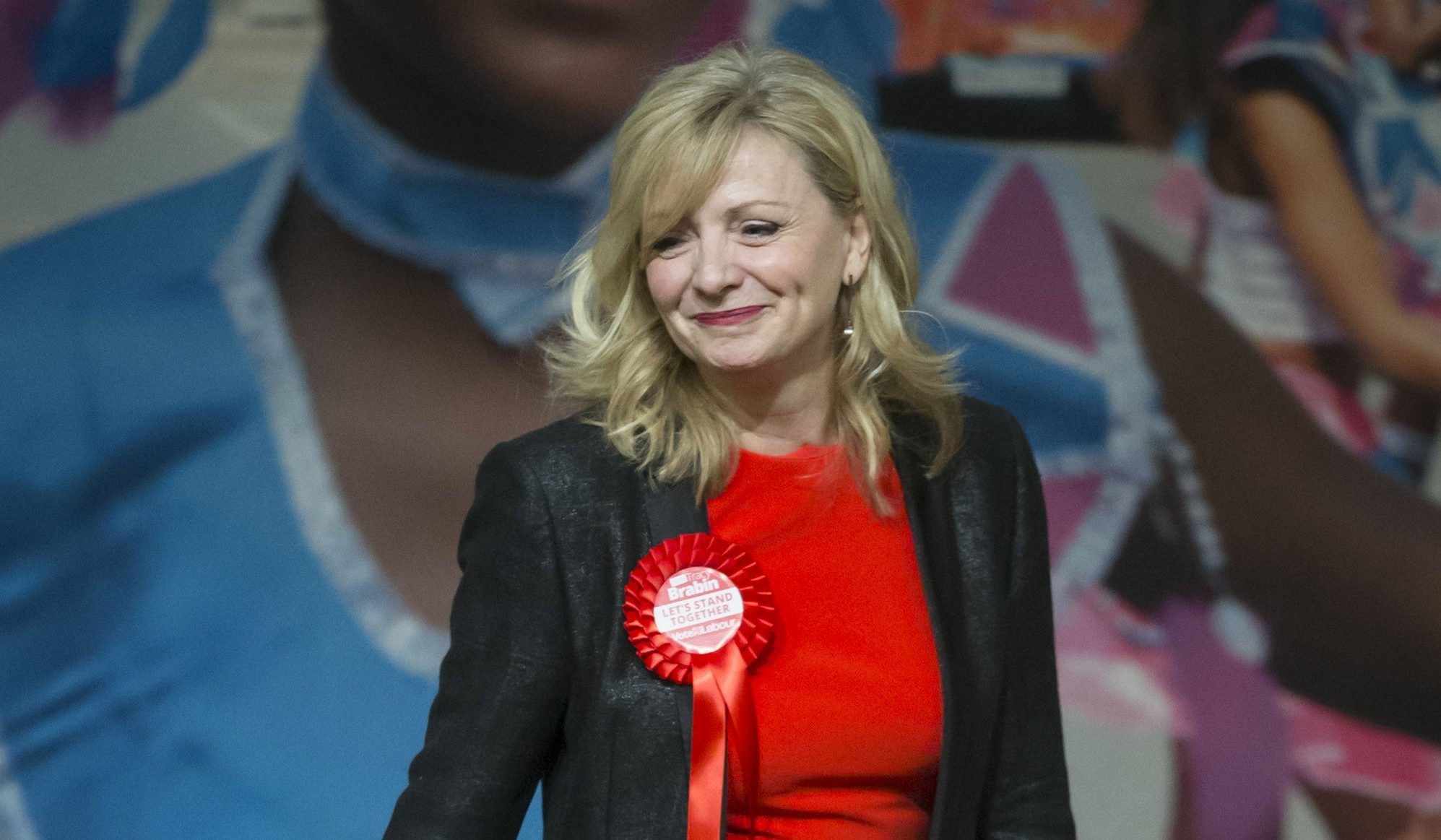 Tracy Brabin won the Batley and Spen by-election.