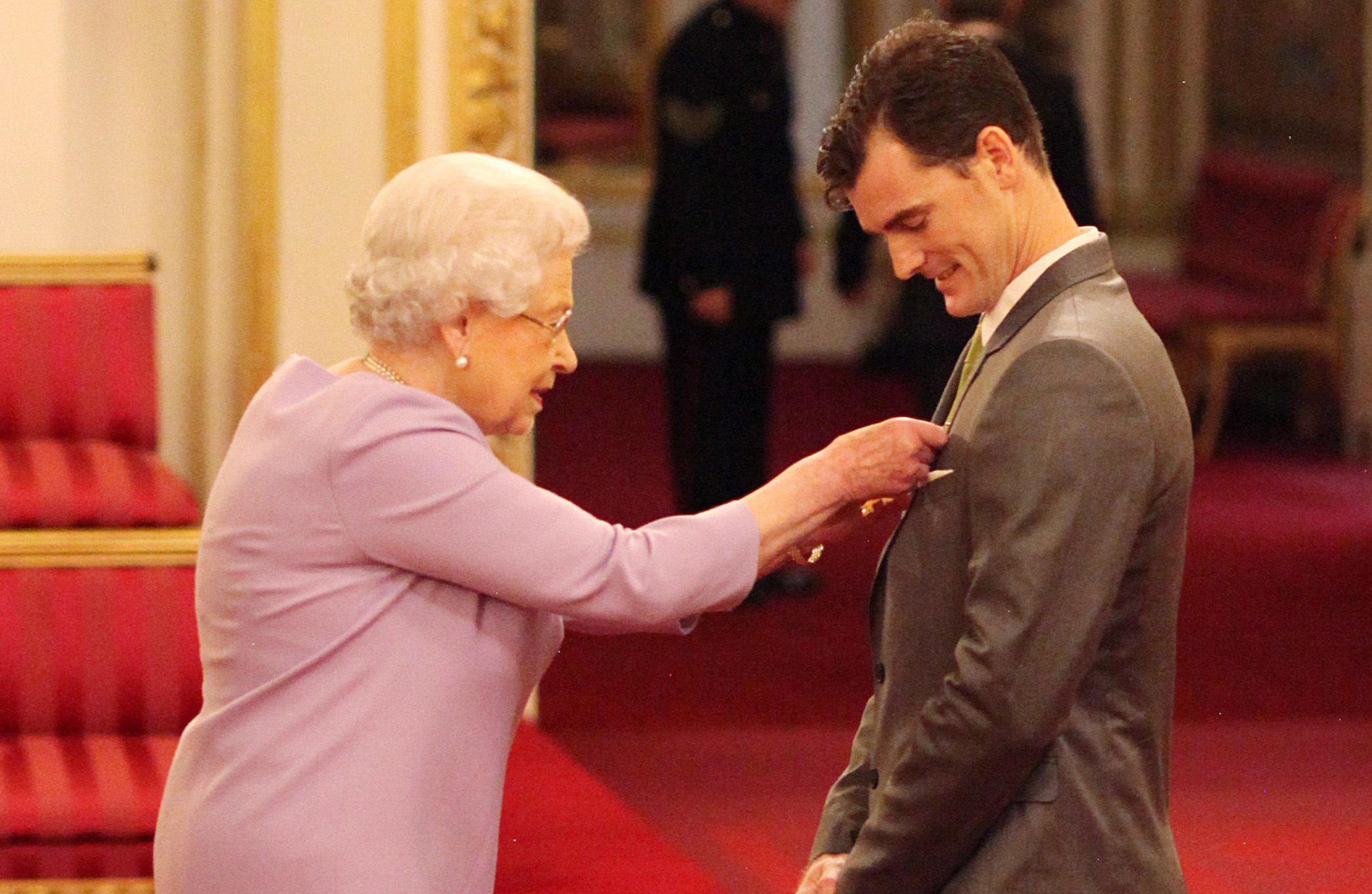 Jamie Murray is made a Officer of the Order of the British Empire (OBE) for services to his sport and charity.