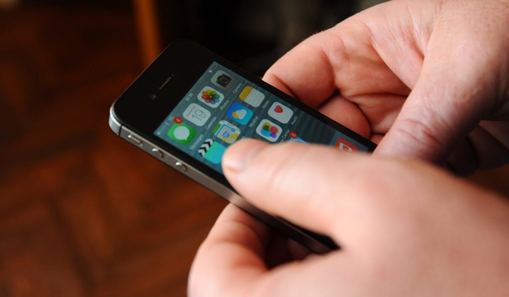 Smartphone addiction is on the rise