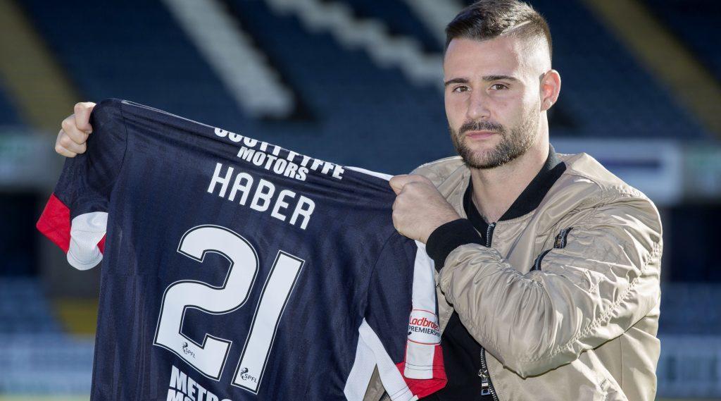 Marcus Haber.