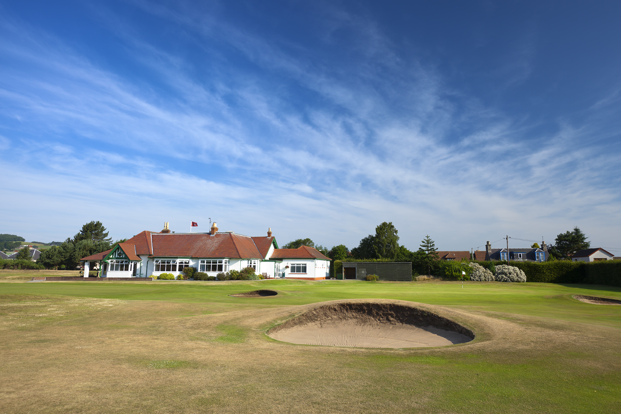 Scotscraig Golf Club,in Tayport will celebrate its 200th anniversary by staging both the Scottish Boys' and Girls' Championships fo rthe first time in 2017.