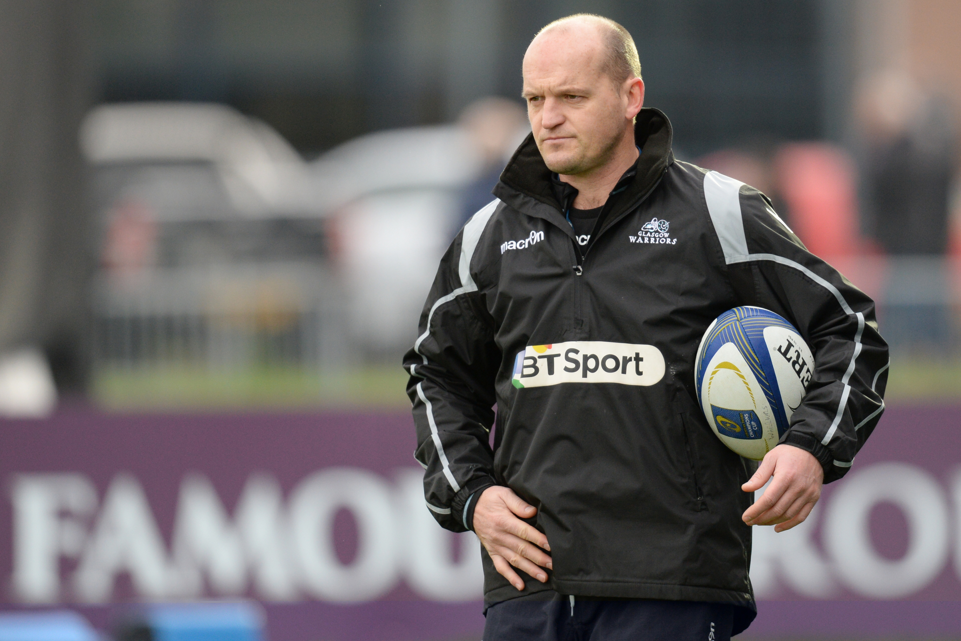 """Gregor Townsend admits it was a """"chastening"""" expereience for him and his team at Thomond Park last week."""
