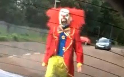 Fintry clown