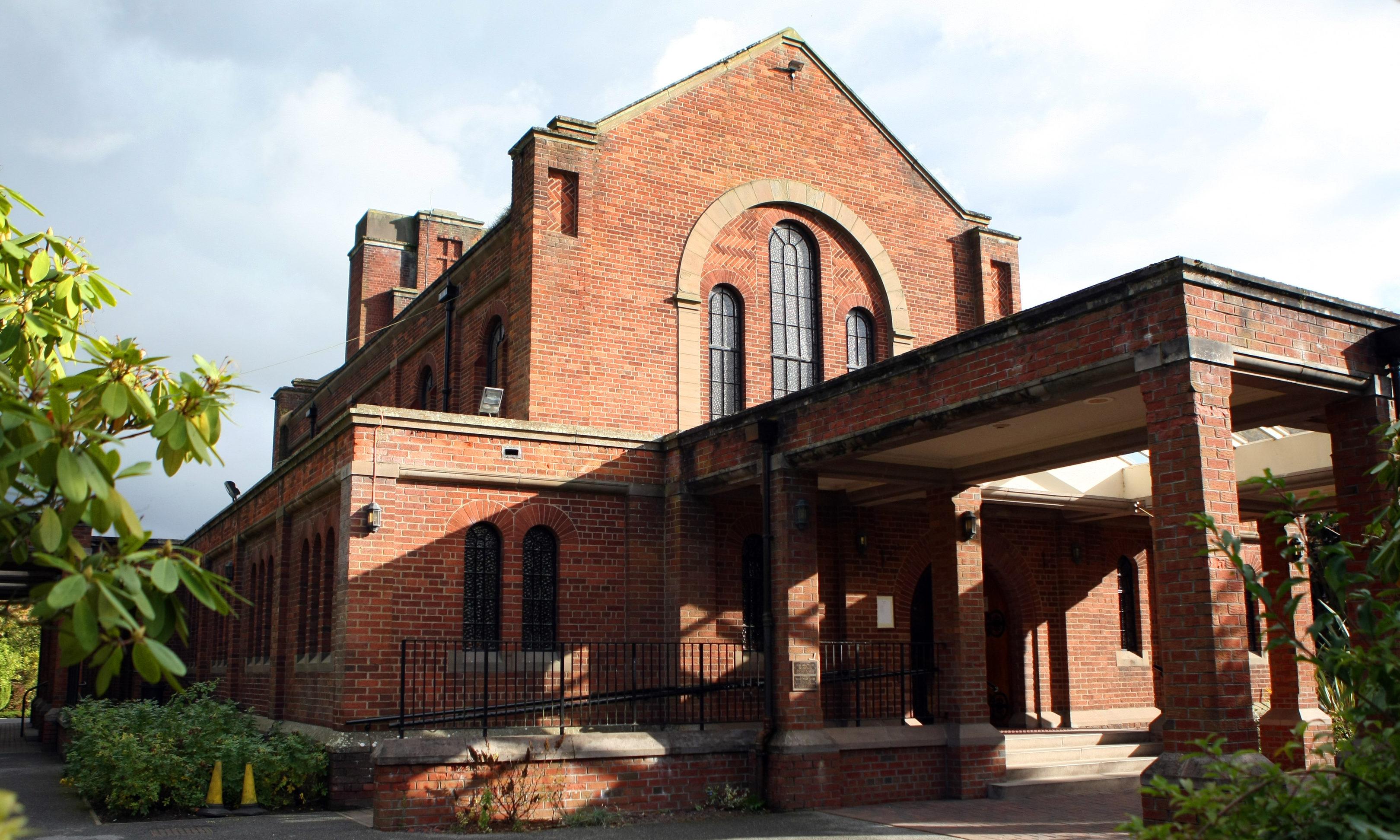 Dundee Crematorium.