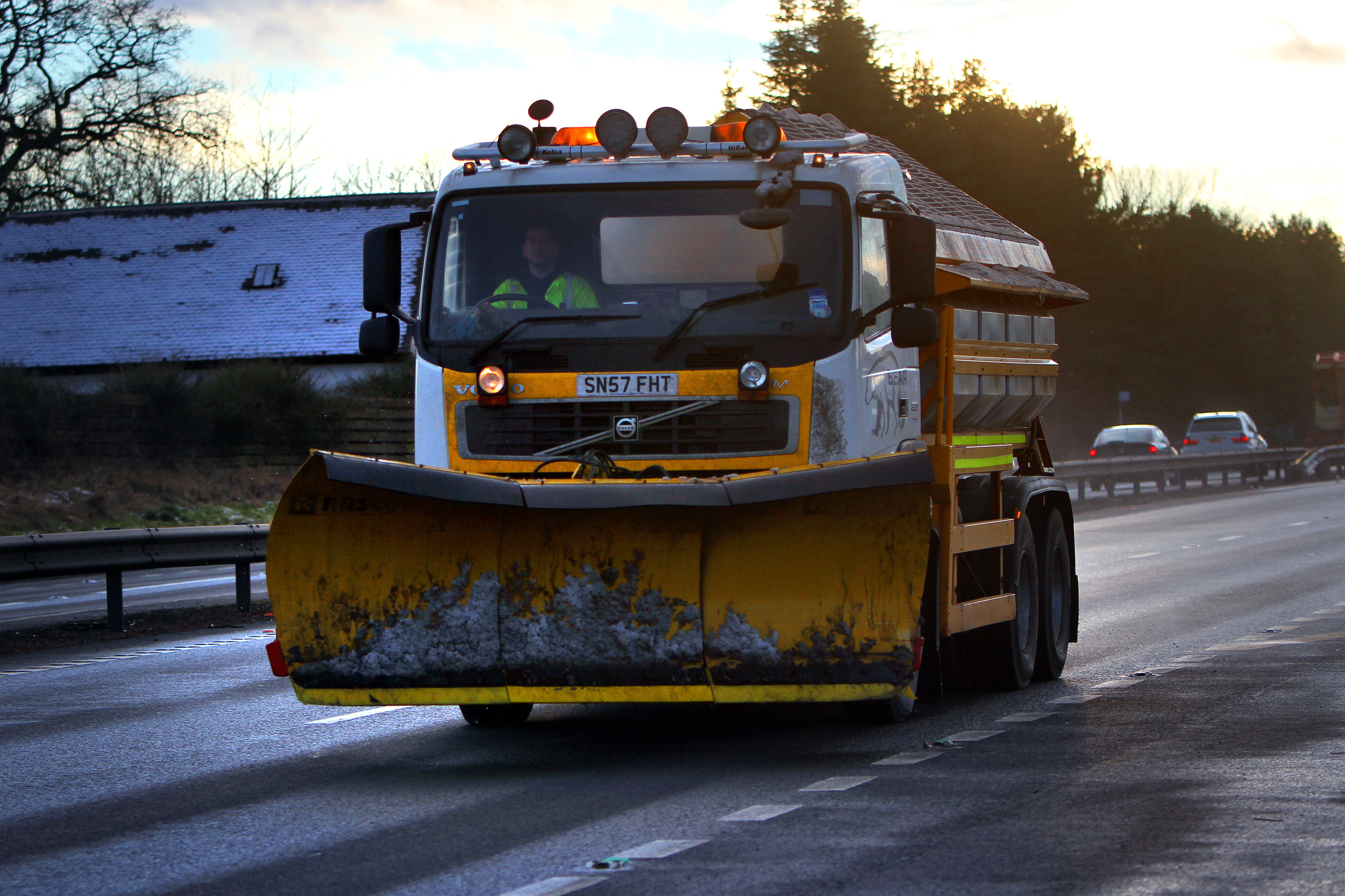 Perth and Kinross Council aims to keep roads moving this winter.
