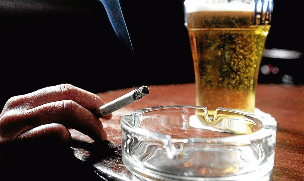 Pub smoking ban is now more than 10 years old