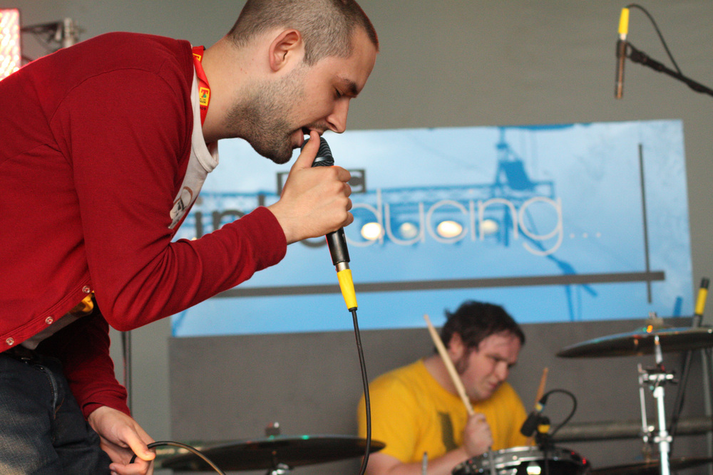 The Twilight Sad at T in the Park