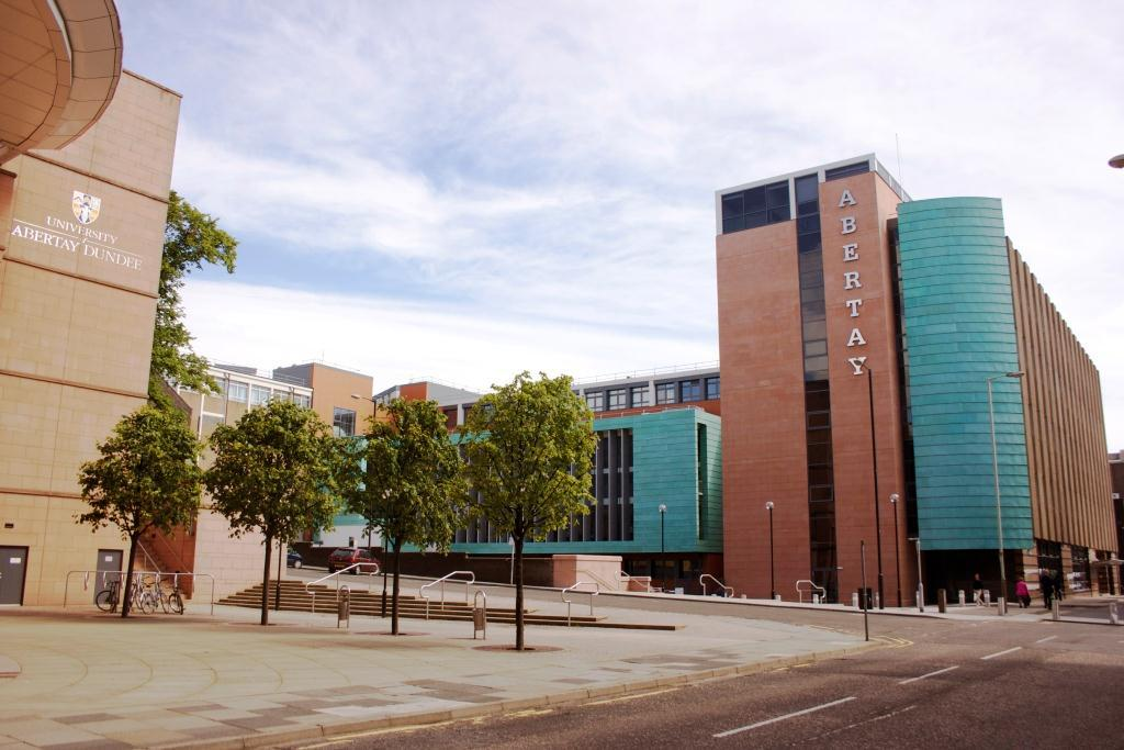 More than 1700 students at  Abertay have registered for mental health support