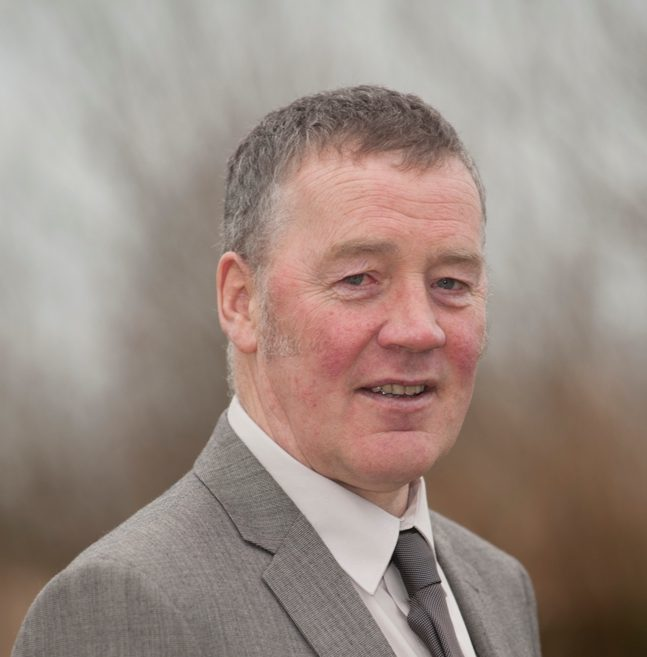 Andrew McCornick is currently an NFUS vice-president