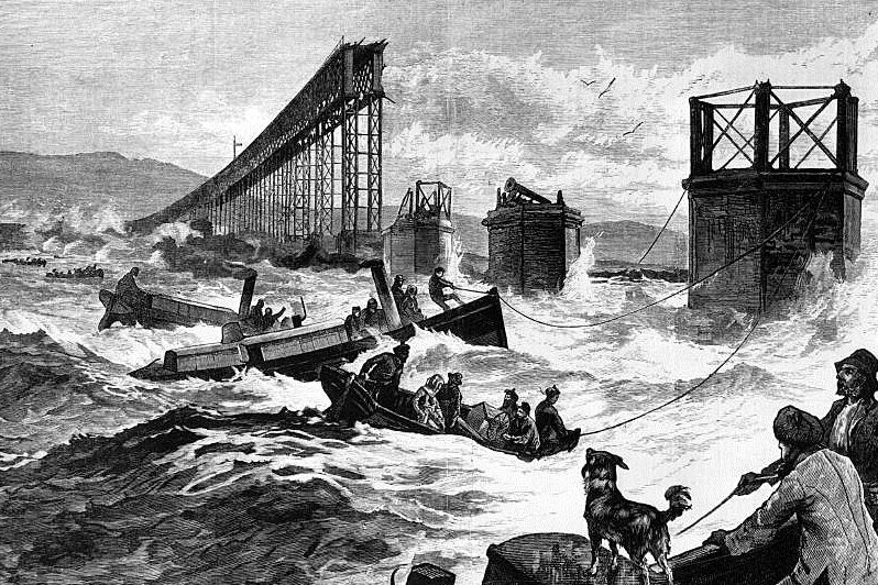 The Tay Bridge Disaster happened on December 28 1879.