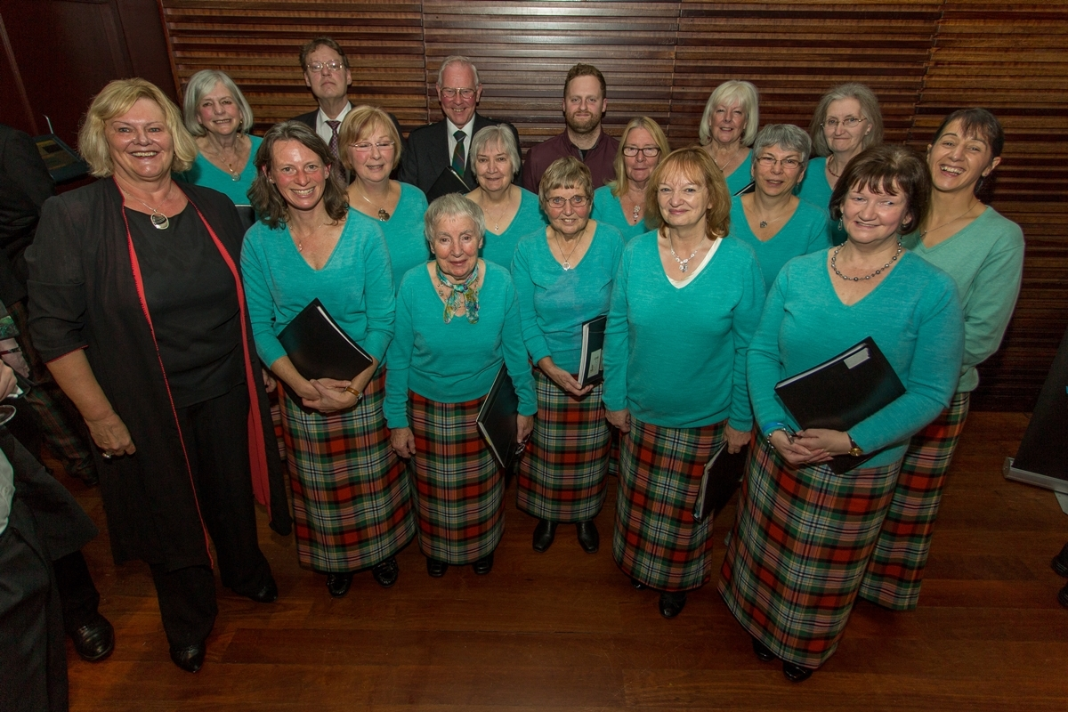 Dundee Gaelic Musical Association are among regulars at the Mod.