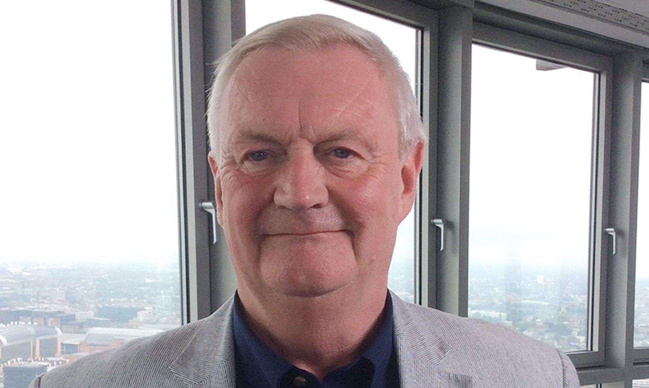Alan Steadman.