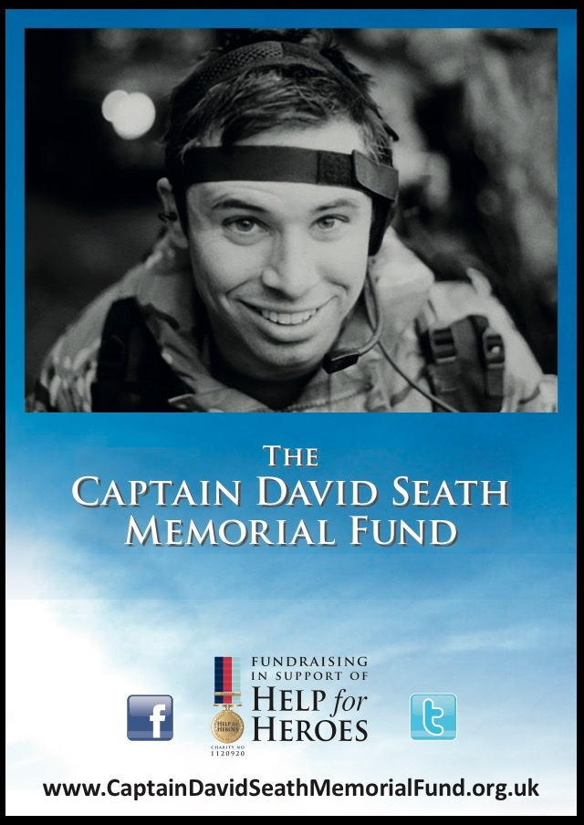 The memorial fund set up in his name