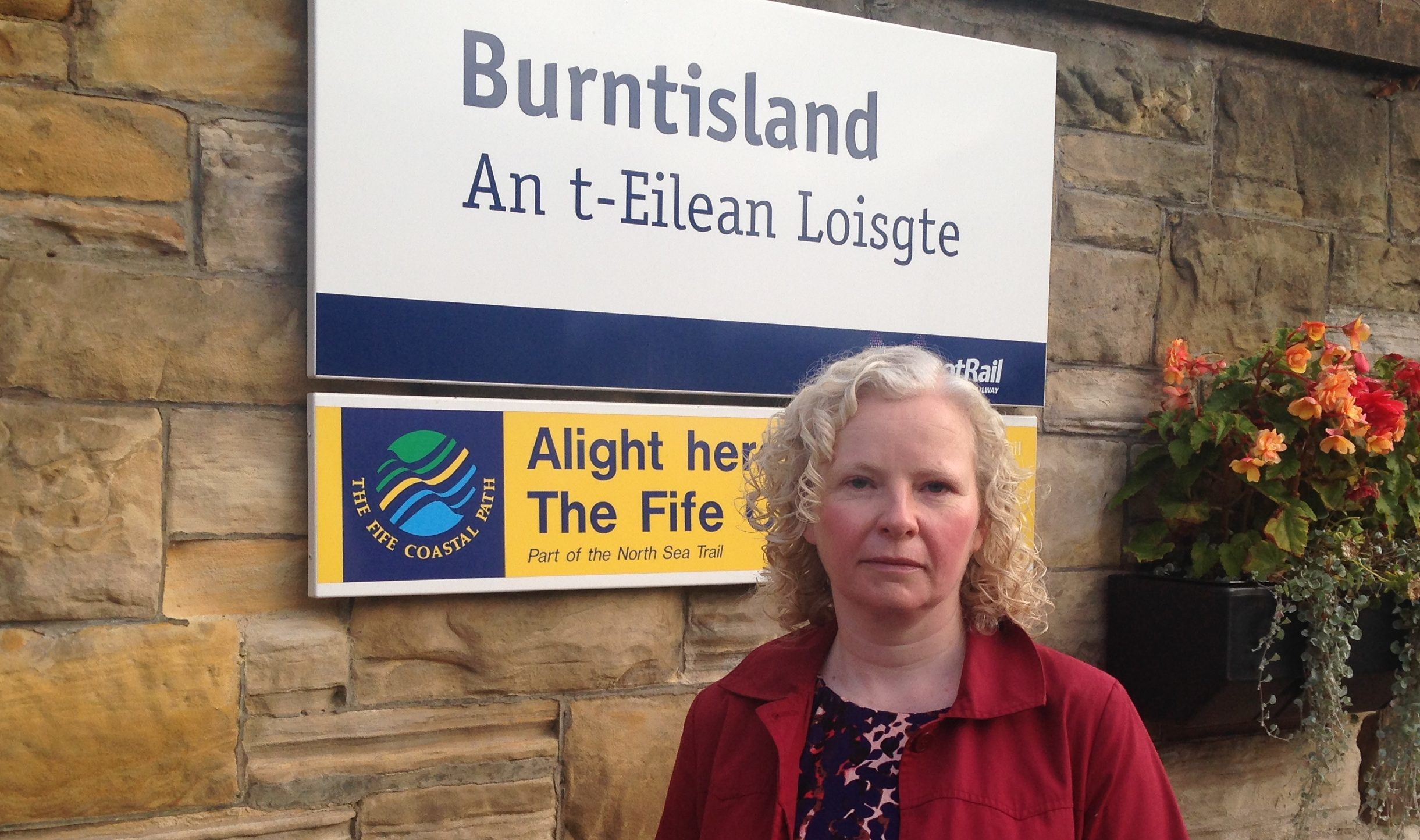 Claire Baker MSP feels Fifers are being short-changed.