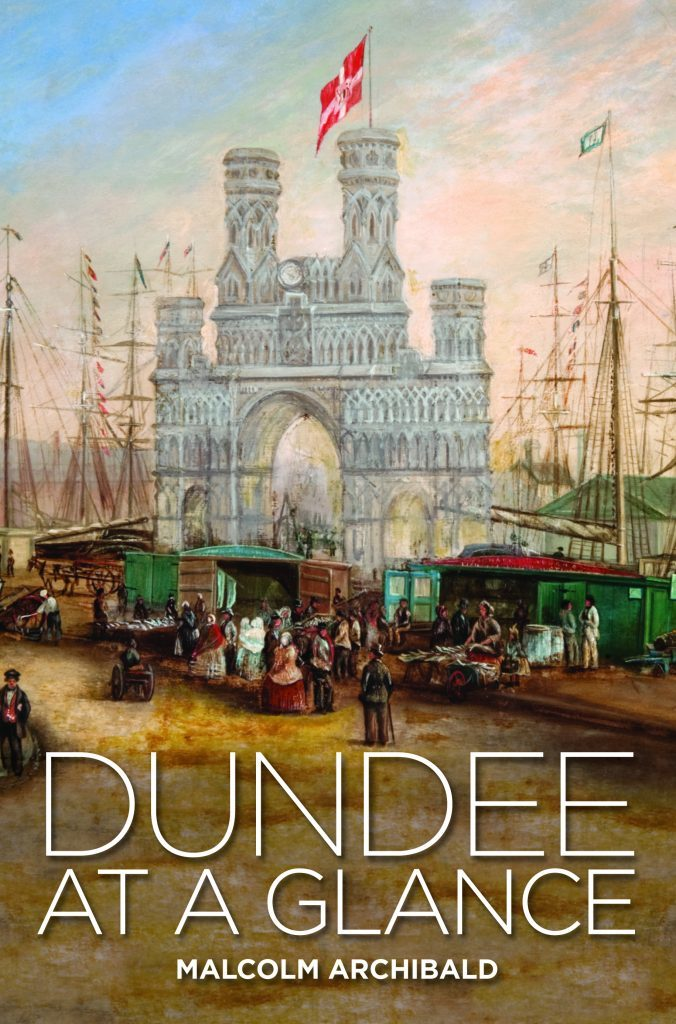 Dundee at a Glance - cover