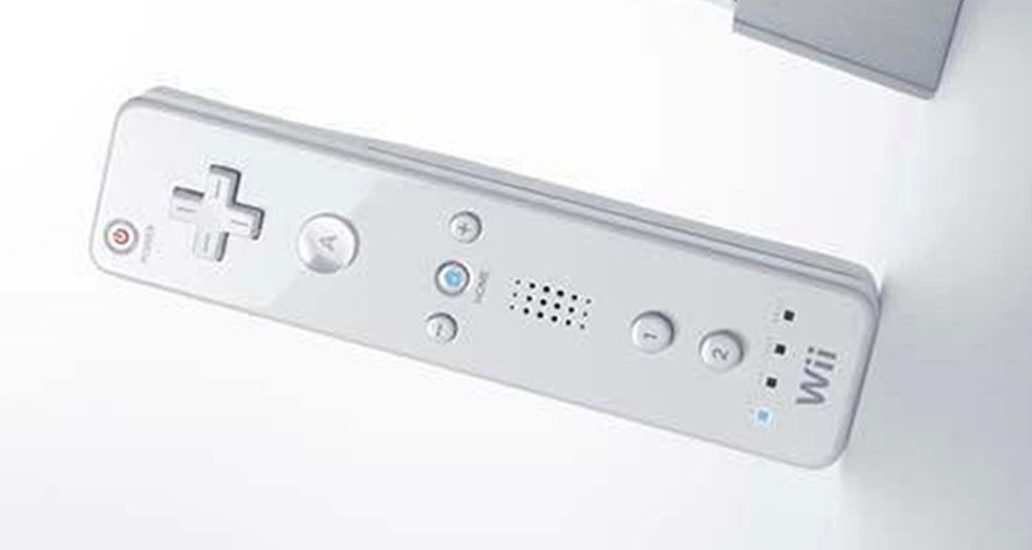 Hugh Gillon said his dog attacked people carrying white items after being struck by a Wii controller