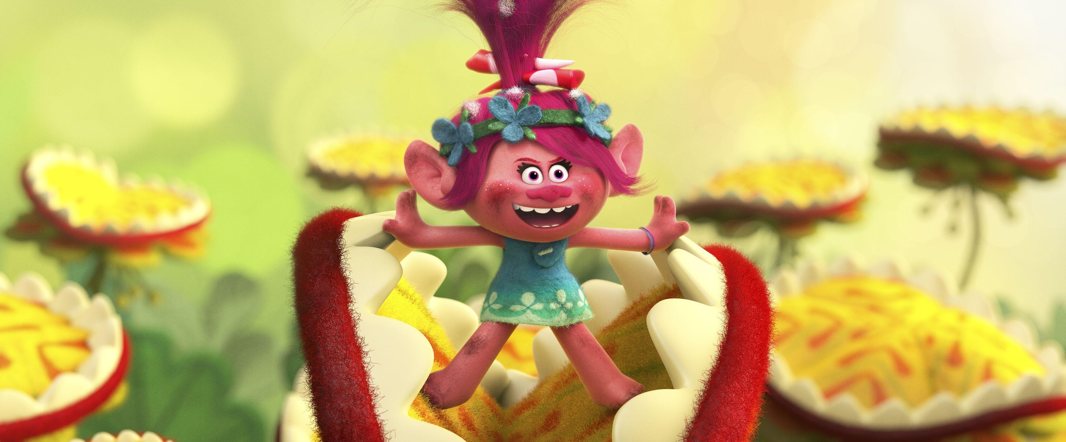 Dave Burgess worked on hit DreamWorks movie, Trolls