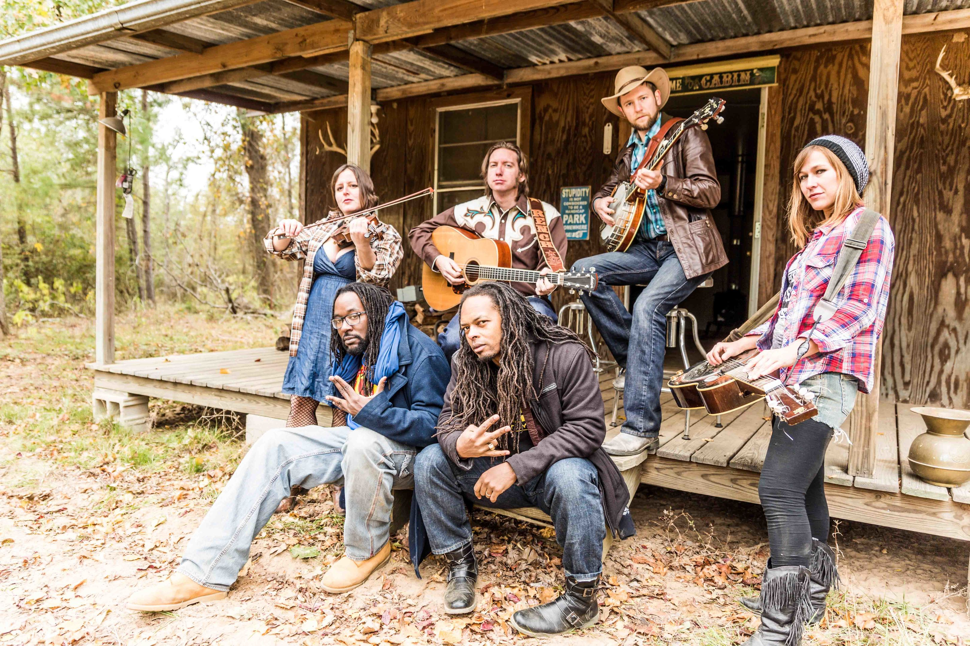 Gangstagrass can't wait to perform at the Inchyra Arts Club on November 19.