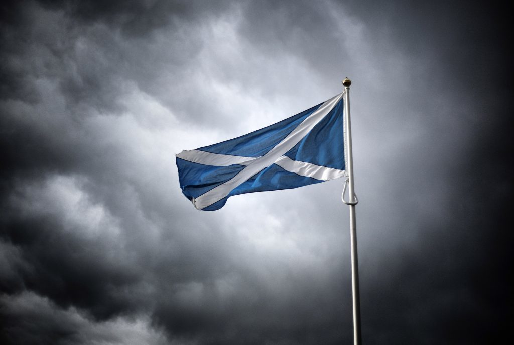 Scotland came 20th in the Scottish Trends survey of economic and social wellbeing.