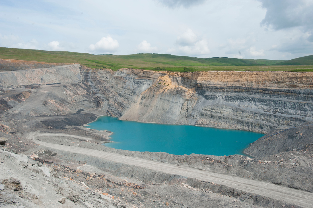Glenmuckloch open cast mine will house a new pumped storage hydro facility